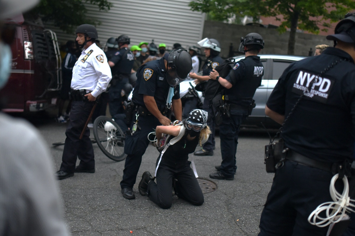 Human Rights Watch Details NYPD Attack on Peaceful Protesters