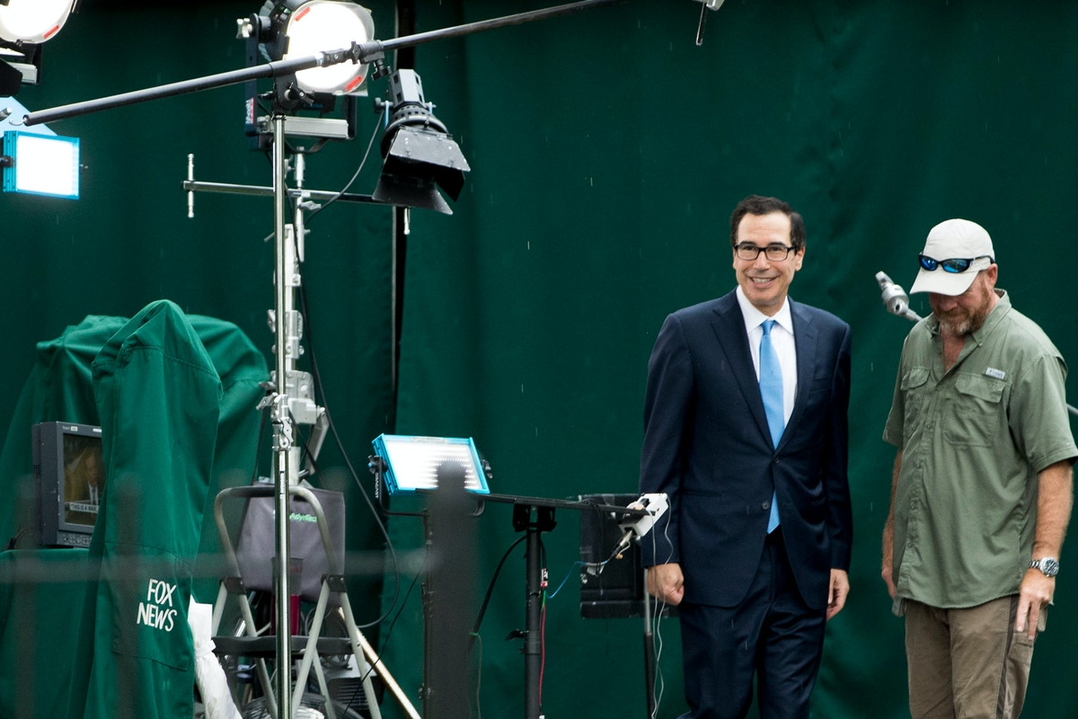 Films Financed by Steven Mnuchin Were Tailored to Appeal to China