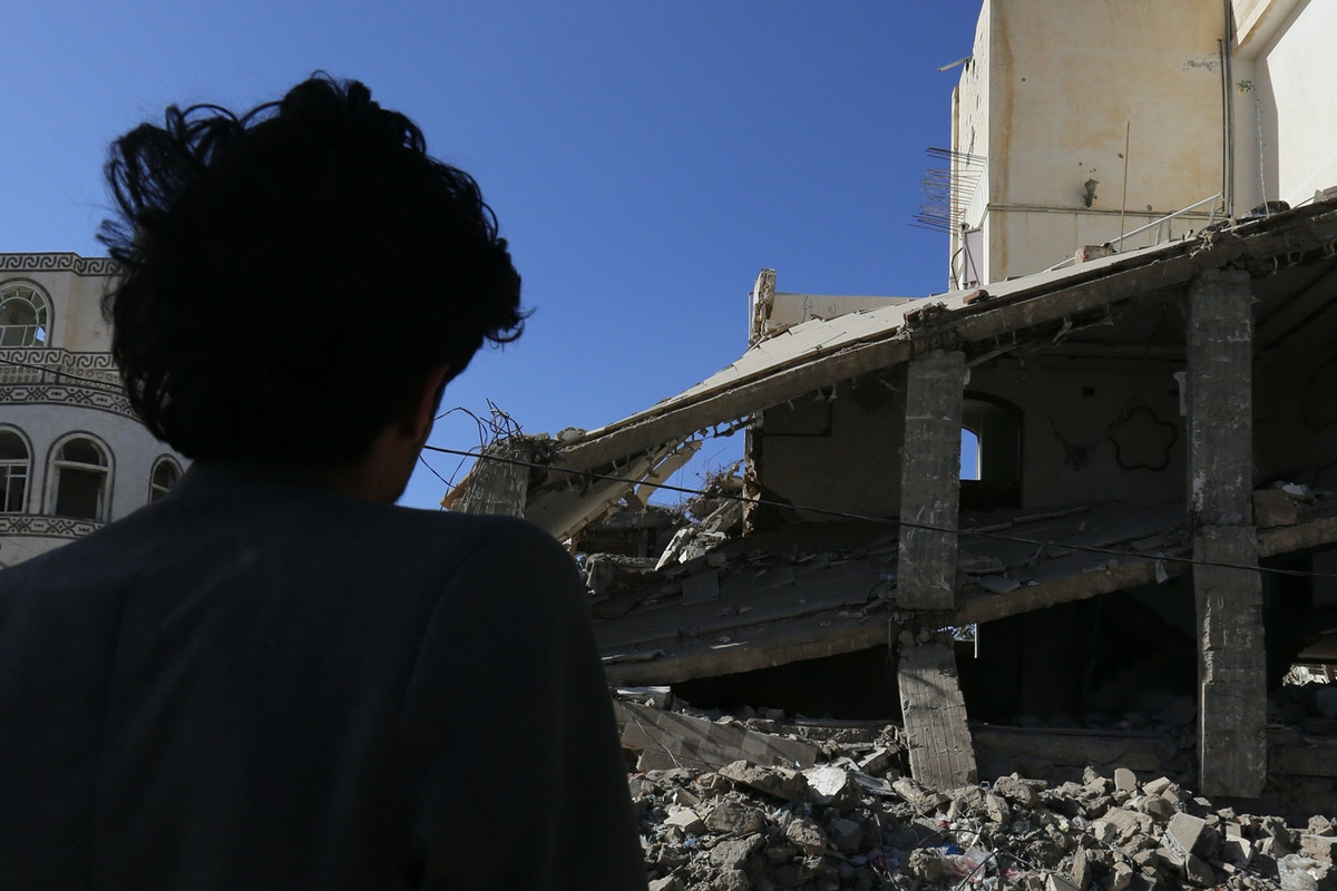 Trump, the War President, Leaves a Trail of Civilians Dead in Yemen