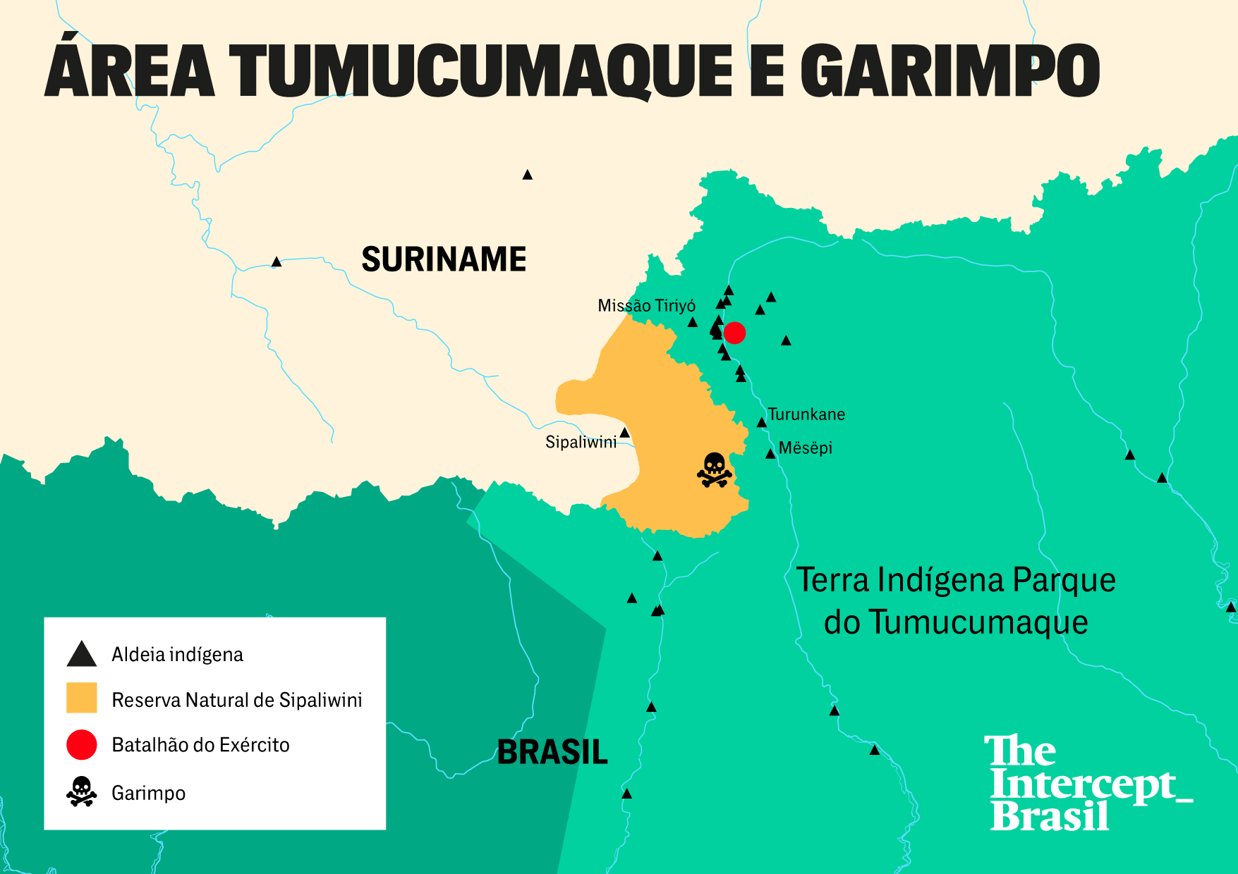 Mapa-Tumucumaque