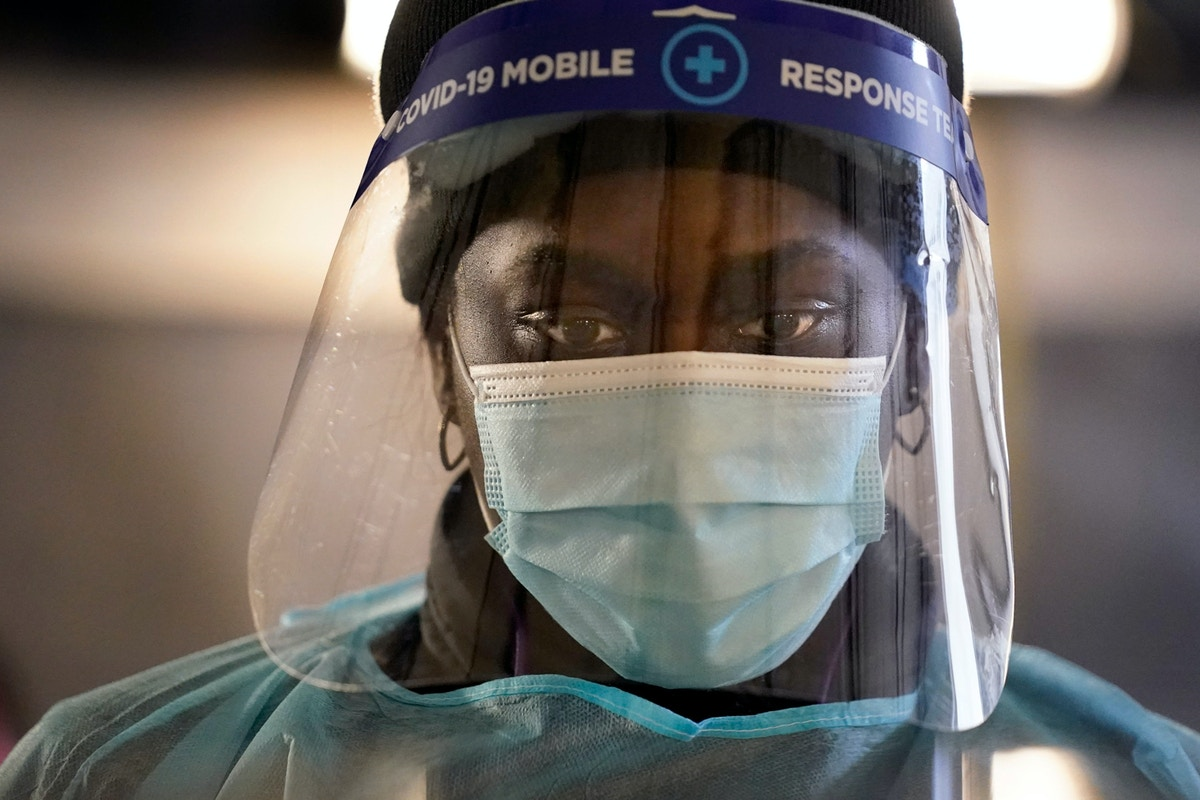 Hiding Covid-19: How the Trump Administration Suppresses Photography of the Pandemic