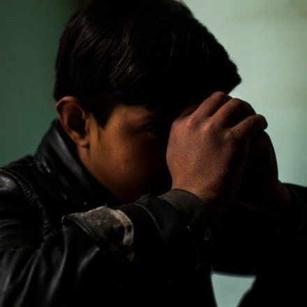 """12-year-old Bilal survived a December 2018 night raid on his madrassa in Afghanistan's Wardak Province, during which 12 other boys were massacred. """"There were Americans in the corridor,"""" Bilal told The Intercept. """"We could hear them speaking."""""""