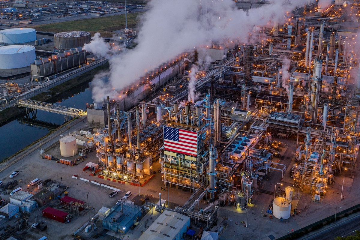 Oil Industry Reconsiders Donations to Election Deniers — but Has Its Own Big Lie