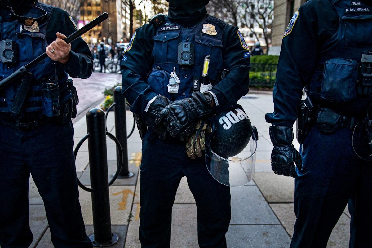 "State Legislatures Make ""Unprecedented"" Push on Anti-Protest Bills"