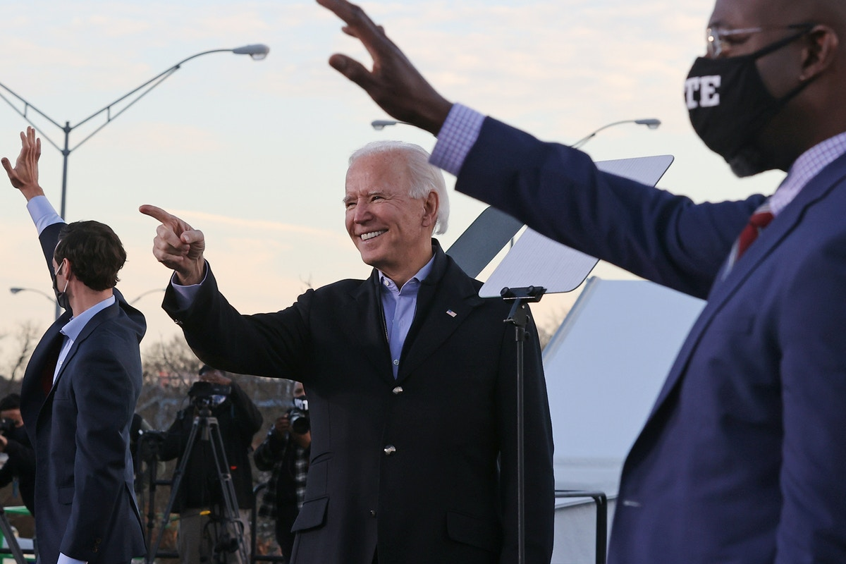 Midterm Curse Awaits Joe Biden, but He Has Had 50 Years to Prepare