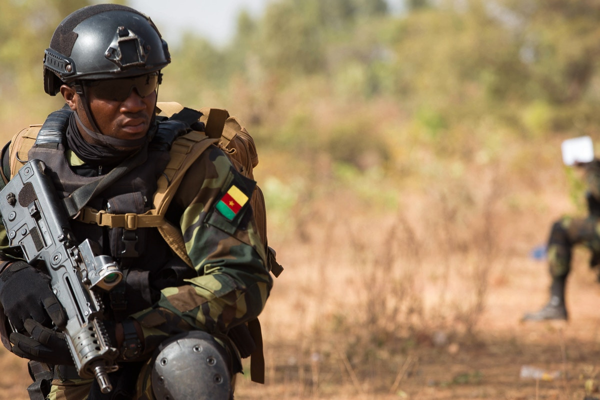 Soldiers in Cameroon, a Close U.S. Ally, Commit Mass Rape, Report Says
