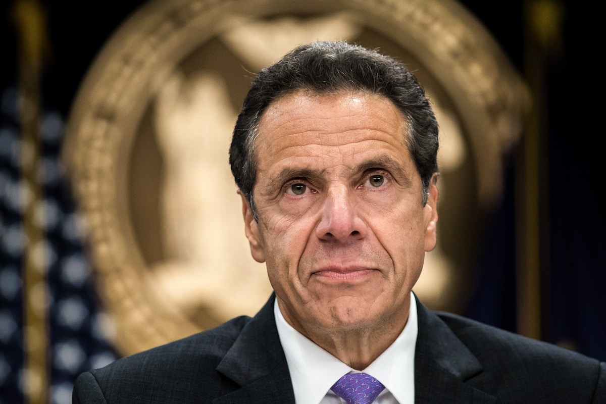 Socialist Legislators Want to Impeach Cuomo for Abuses of Power