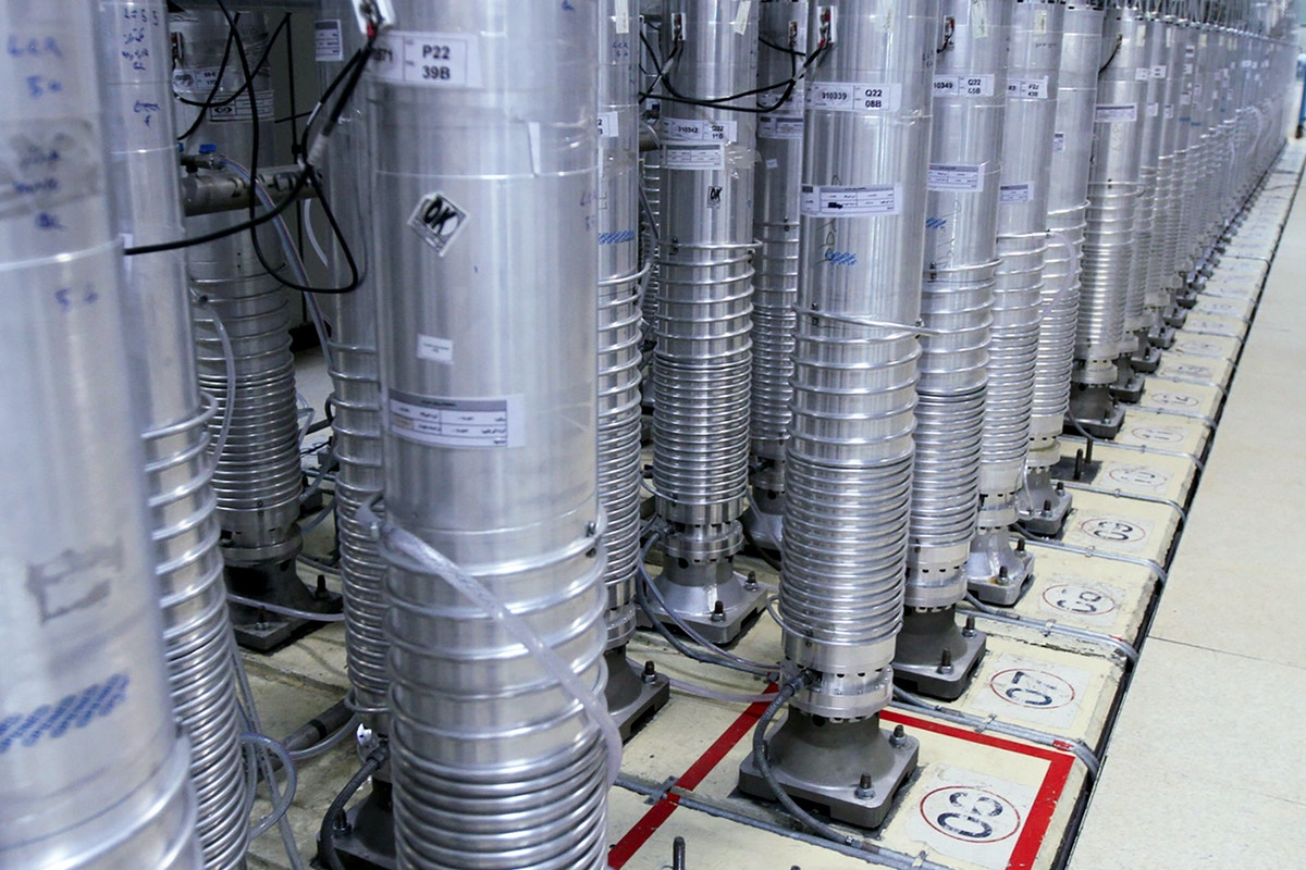 Israel May Have Destroyed Iranian Centrifuges Simply by Cutting Power