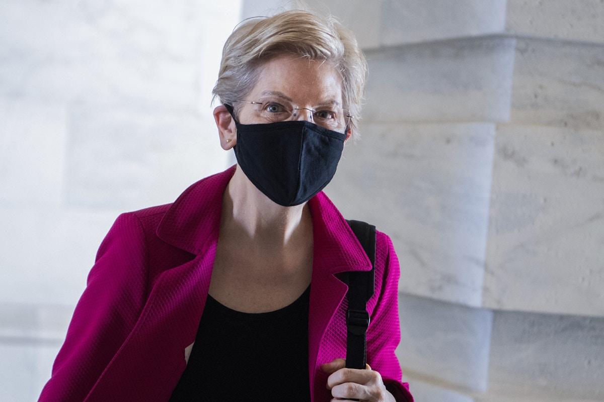 Elizabeth Warren Suggests U.S. Explore Conditional Aid to Israel