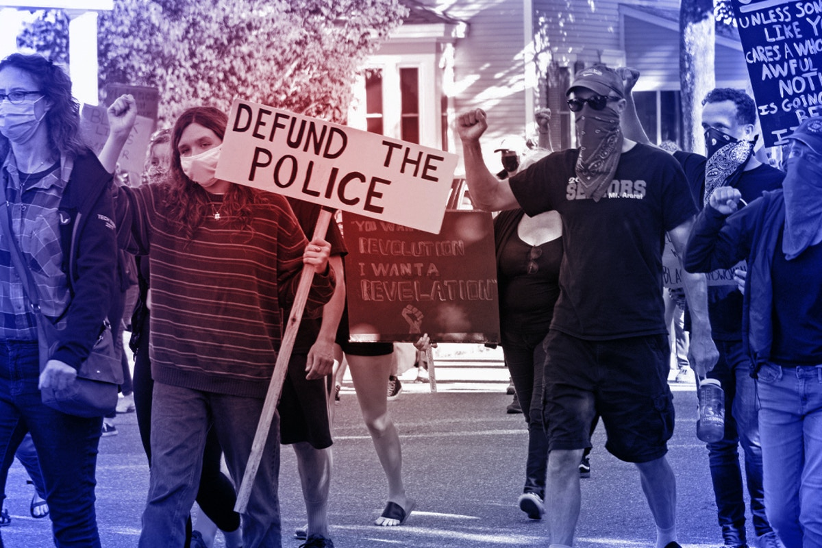 The Defund Police Movement Takes Aim at Fusion Centers and Mass Surveillance
