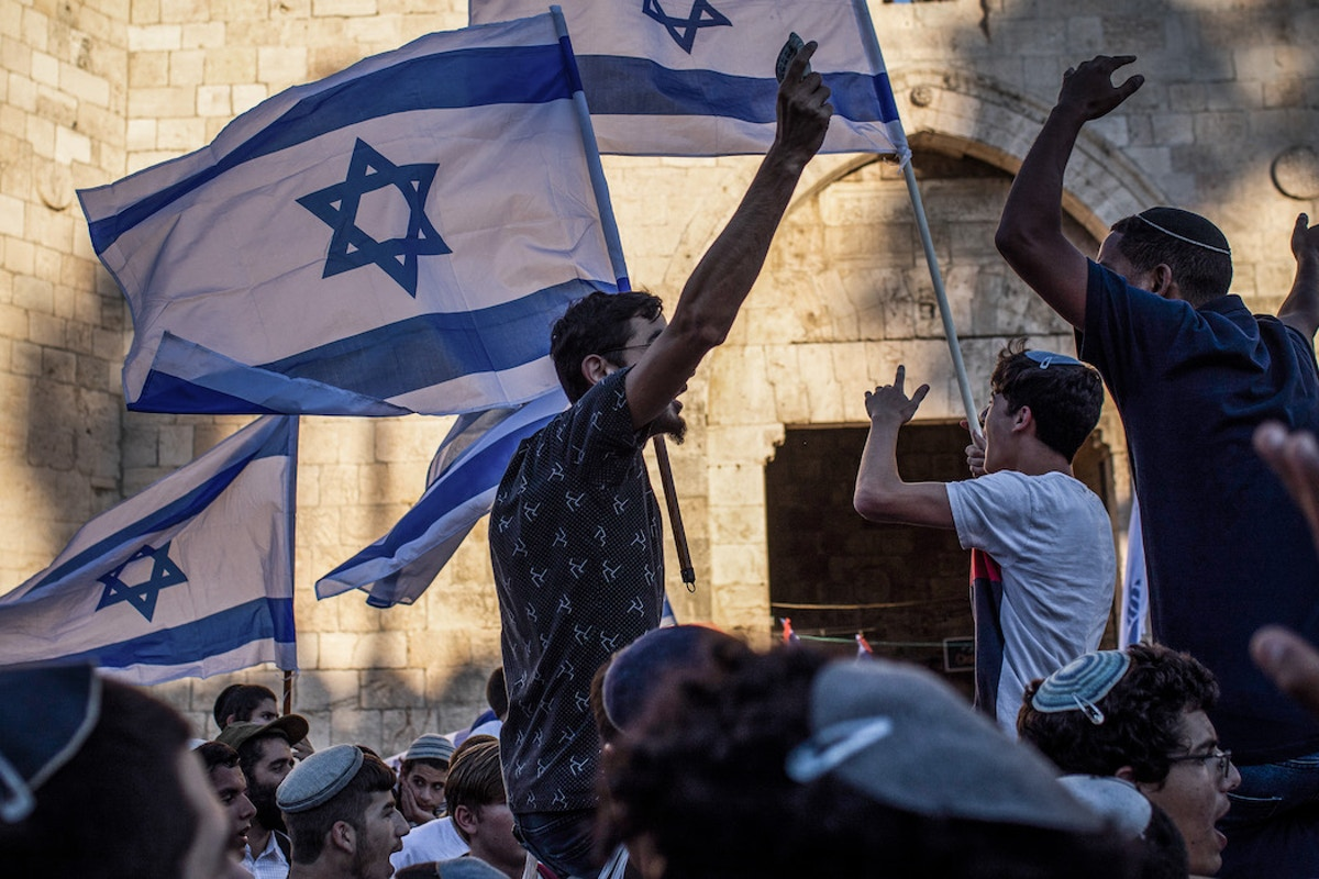 """Israel's New Leaders Won't Stop """"Death to Arabs"""" Chants, But They Will Feel Bad About Them"""