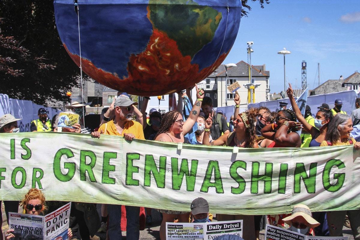Biden Subsidies for Liquid Natural Gas Could Doom International Climate Goals