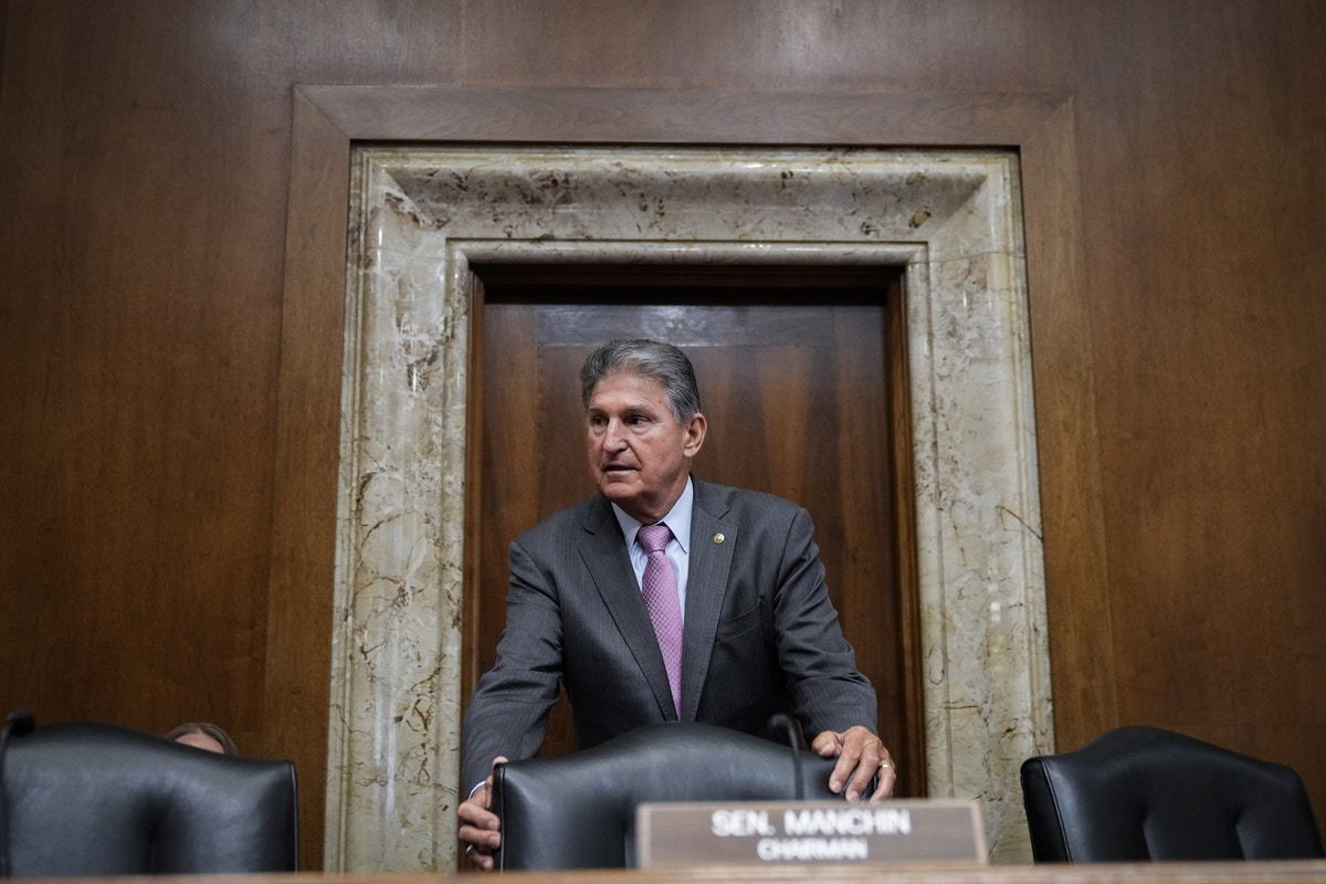 Leaked Audio of Sen. Joe Manchin Call With Billionaire Donors Provides Rare Glimpse of Dealmaking on Filibuster and January 6 Commission
