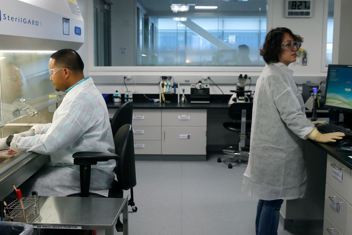 Expanding Biolab Complex in Berkeley Has Residents Worried