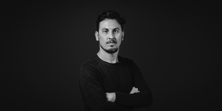 Leandro Demori photographed in New York on Dec. 11, 2018.