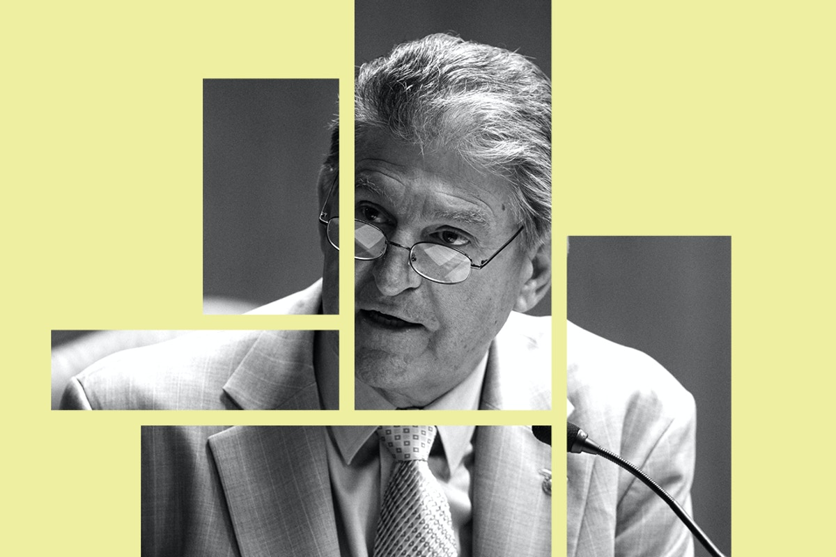 Deconstructed Podcast: Joe Manchin Gets Candid With Billionaire Donors in Leaked Audio