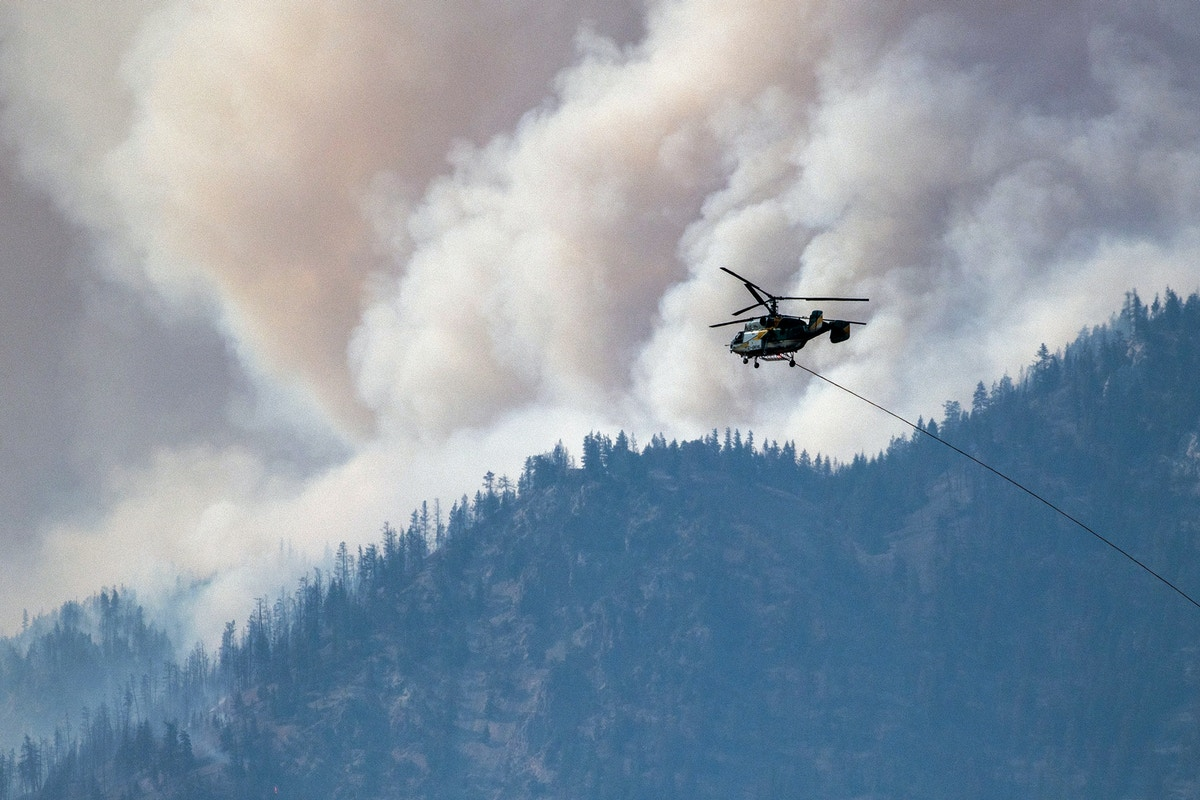 Stuck in the Smoke as Billionaires Blast Off