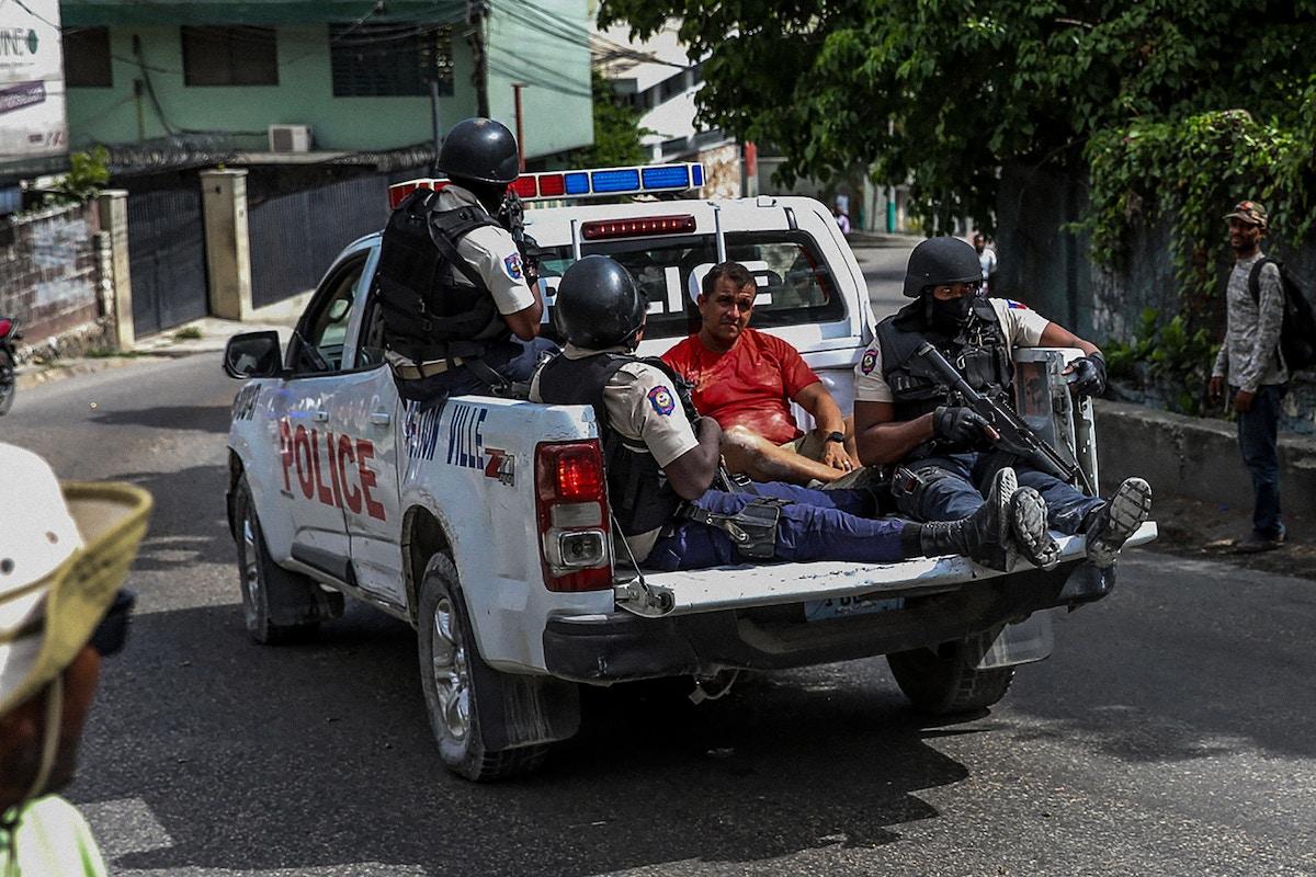 Colombian Mercenaries and the Assassination of Haitian President Jovenel Mo�se