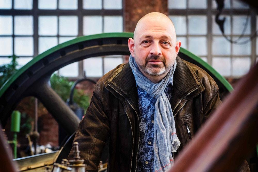 Yves Moreau at Thermodynamics Institute, University of Leuven, Leuven, Belgium, February 4, 2020.