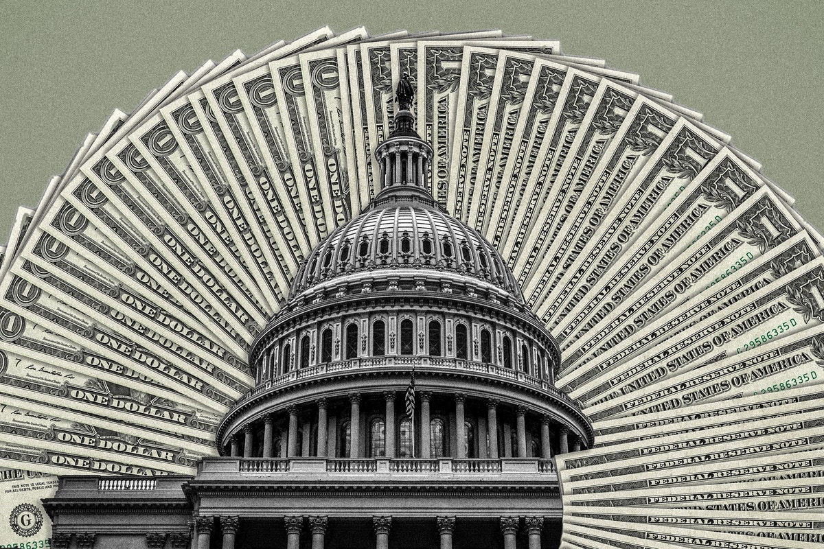 $3.5 Trillion for the Build Back Better Agenda Is Much, Much Less Money Than You Think