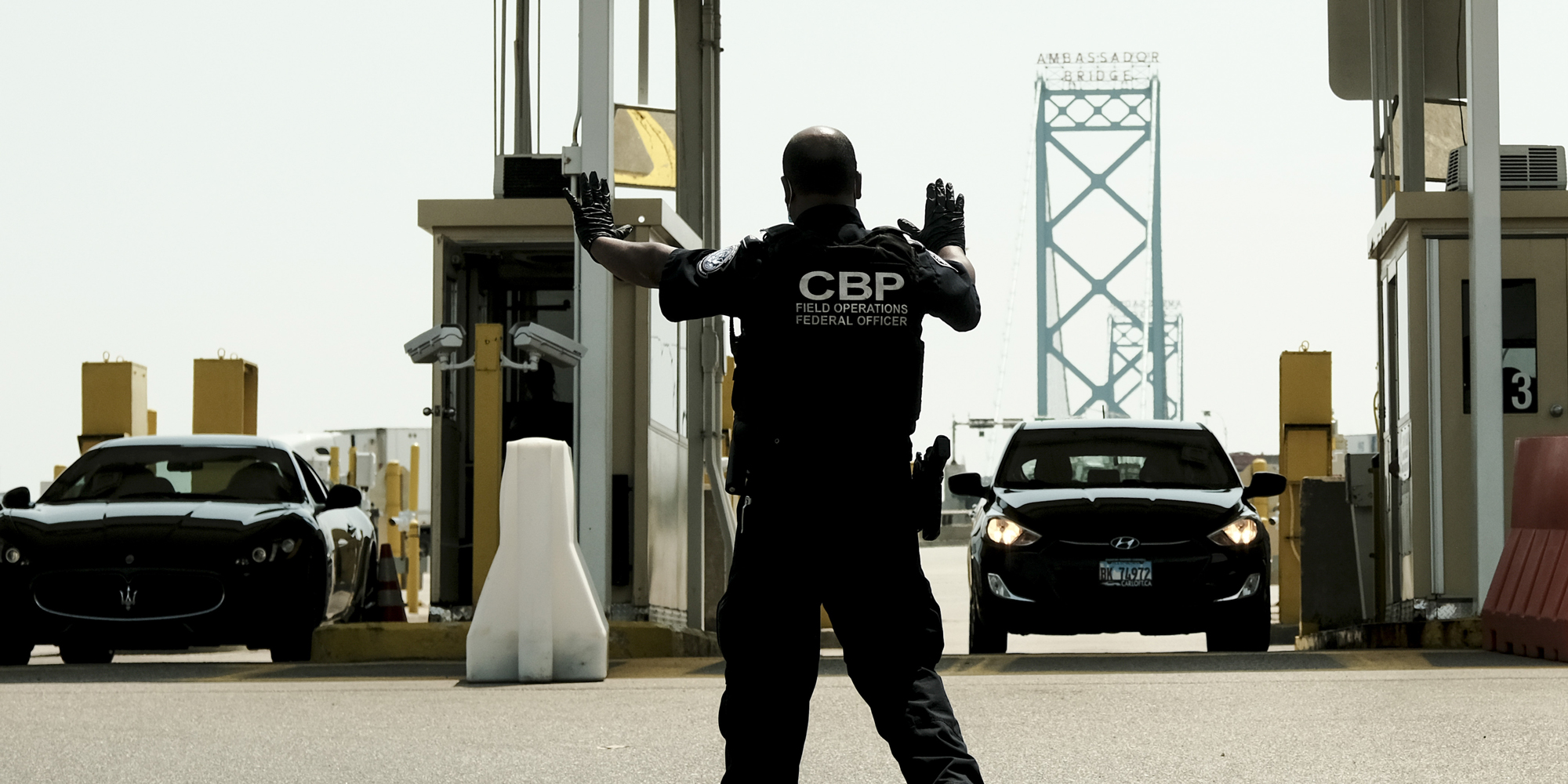 Customs and Border Patrol interrogated tens of thousands of US citizens