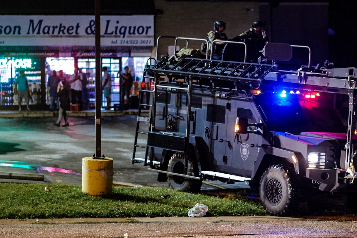 Lawmakers Take On Militarization of Police in Defense Budget Talks