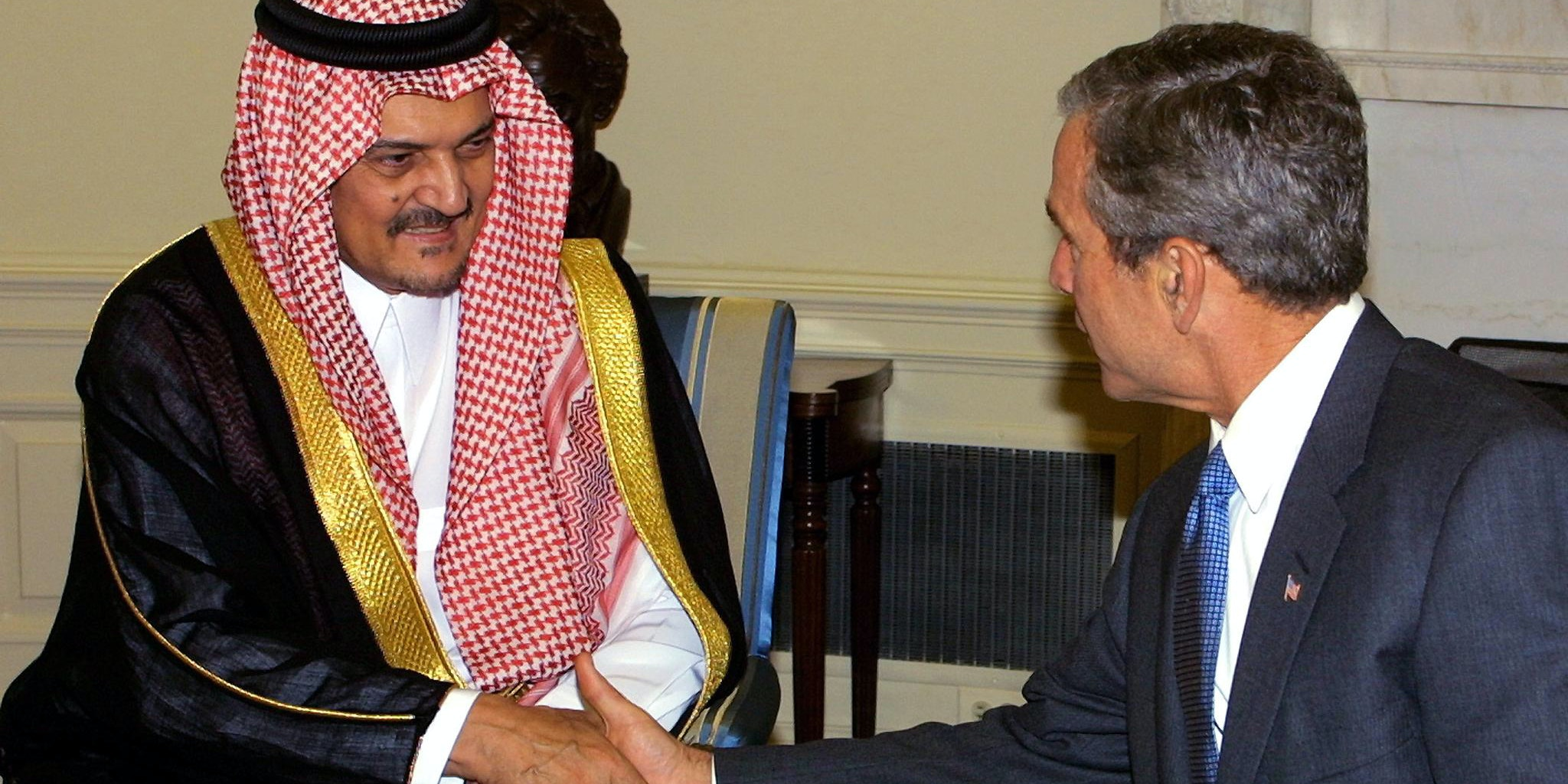 9/11 and the Saudi ConnectionFilters SVG