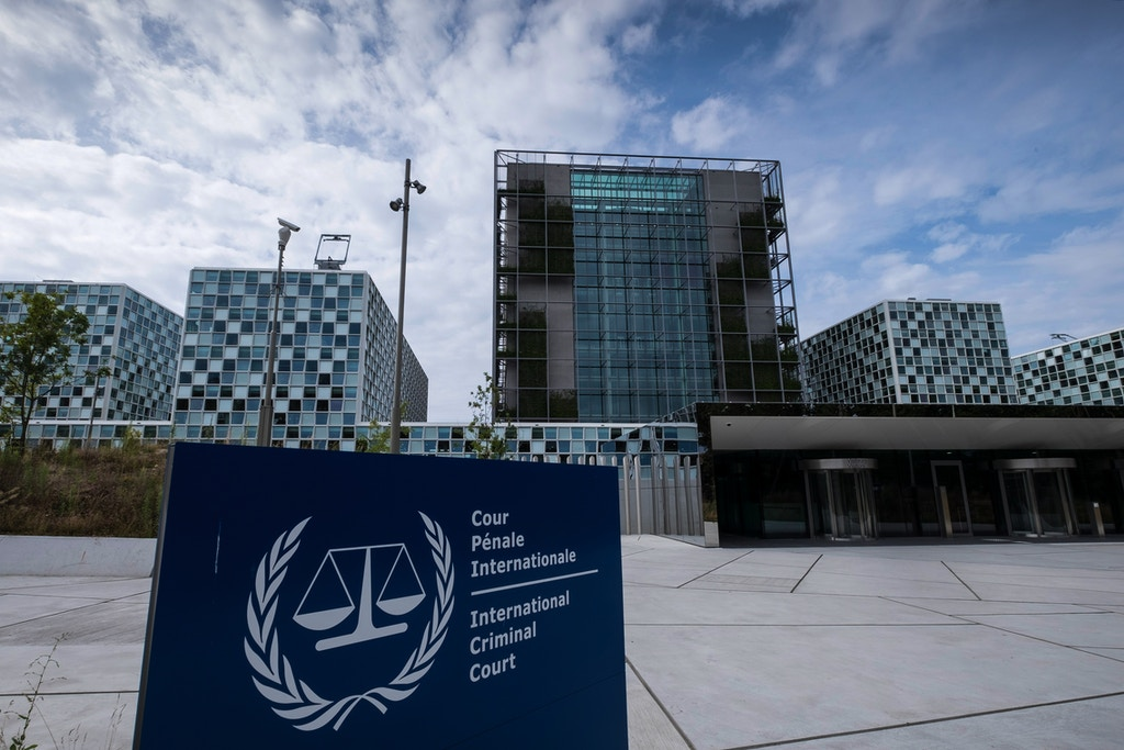 THE HAGUE, NETHERLANDS - JULY 30: Exterior View of new International Criminal Court building in The Hague on July 30, 2016 in The Hague The Netherlands. (Photo by Michel Porro/Getty Images)